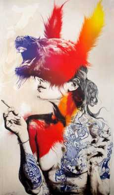 Przepis na Stunning Illustrations by Gabriel Moreno
