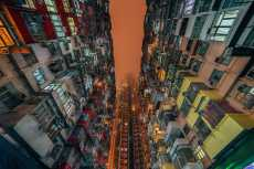 Przepis na Hong Kong Skyscrapers in The Eye Of Travel Photographer Peter Stewart