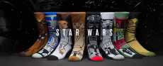 Przepis na STANCE New Star Wars Collection