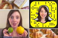 Przepis na Snapchat and Facebook Live for Food Bloggers: 5 Reasons to Get Started