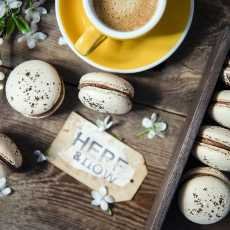 Przepis na Coffee & macaroons