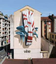 Przepis na Large-scale Murals by NEVERCREW