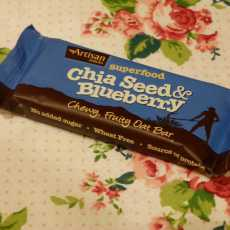 Przepis na Superfood Chia Seeds&Blueberry Oat bar Artisan Grains