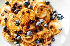 Przepis na My Favorite Blueberry Pancake Recipe