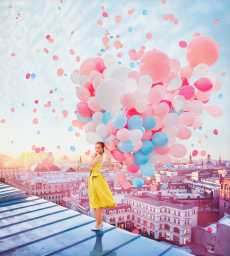 Przepis na From Russia With Love – magical photography by Kristina Makeeva