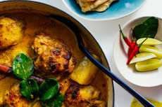 Przepis na Kari Ayam: Malaysian Chicken Curry Recipe
