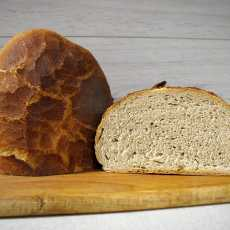 Przepis na Typical Polish wheat-rye sourdough bread (recipe in English)