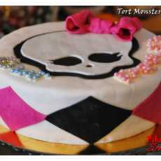 Przepis na Tort Monster High