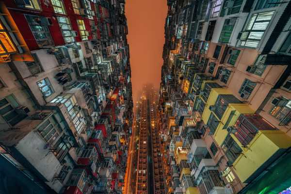 Hong Kong Skyscrapers in The Eye Of Travel Photographer Peter Stewart