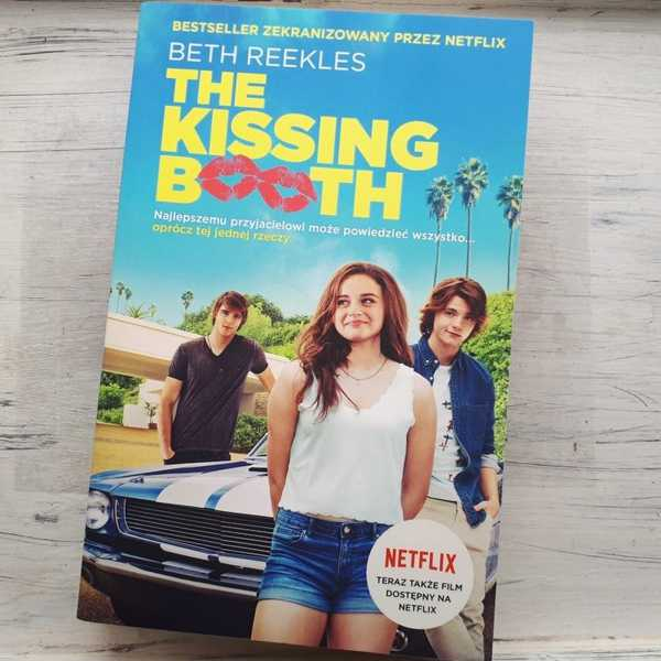 ,,The Kissing Booth' Beth Reekles